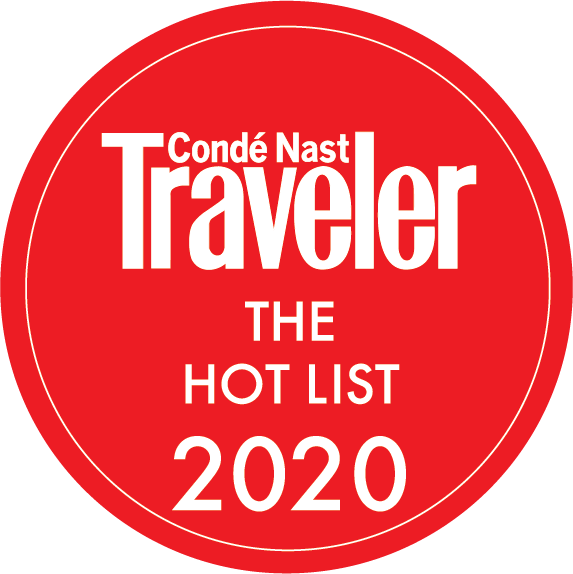 Conde Nast Traveler Award 2020